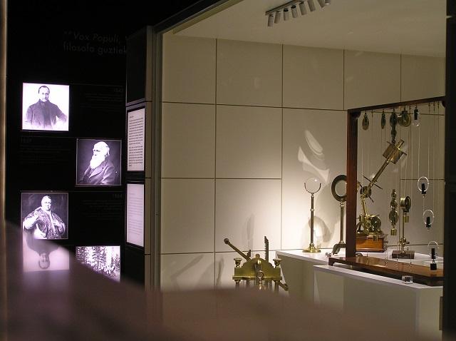 """""""Laboratorium"""", el museo del Real Seminario de Bergara"""