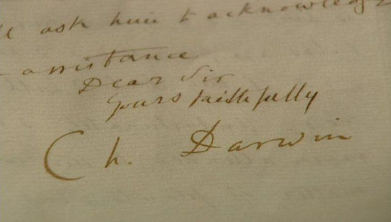 Las cartas de Darwin: ¡La geología por encima de todo!