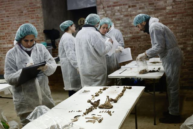 #Naukas16 Arqueología funeraría: la fama y el olvido