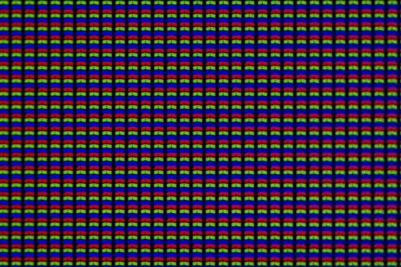La pantalla de tu móvil solo tiene tres colores