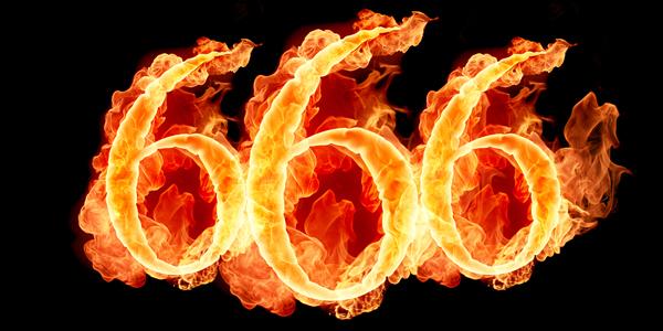 666, el número de la Bestia (1)