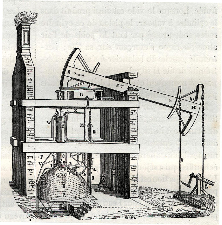 La máquina de vapor (1)