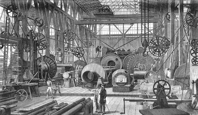 La máquina de vapor (2)