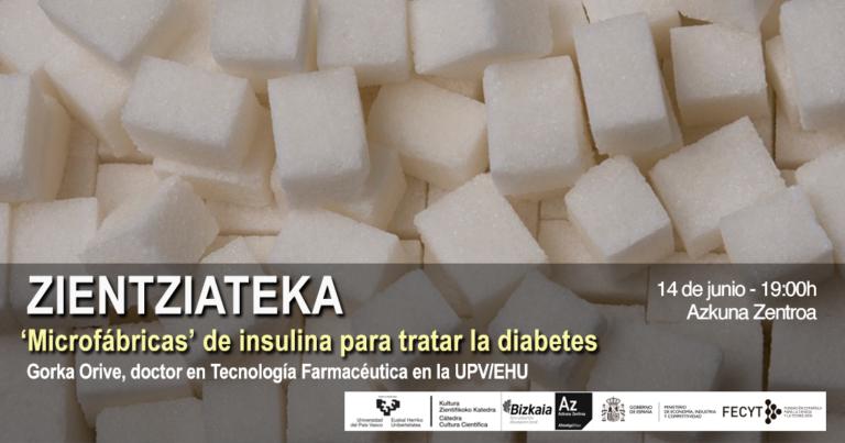"""""""Microfábricas"""" de insulina para tratar la diabetes"""