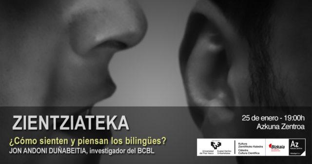 ¿Cómo sienten y piensan los bilingües?