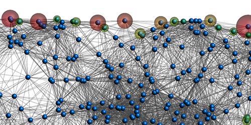 Aislantes topológicos en sólidos amorfos