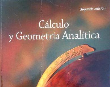 Cálculo y geometría analítica, de George F. Simmons