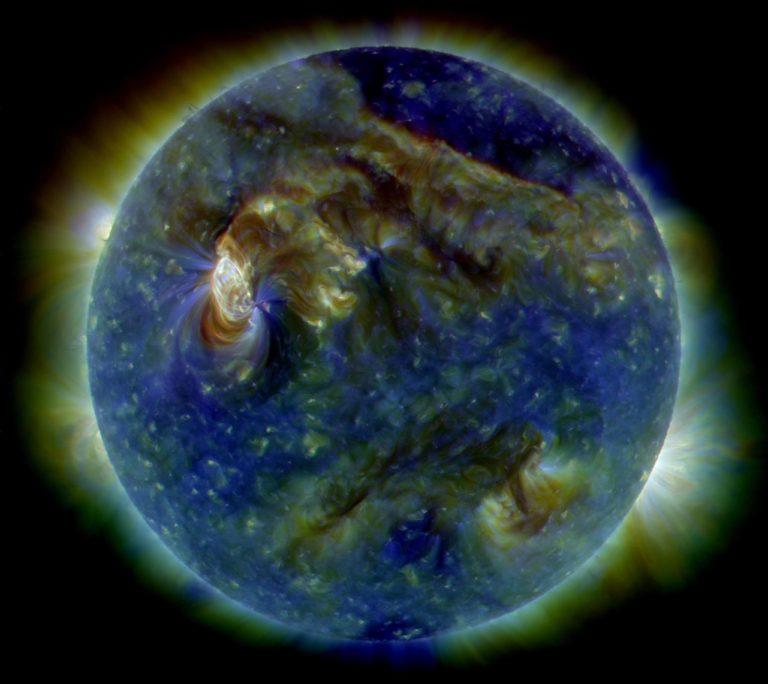 ¿Y si el Sol estuviese cambiando de forma fundamental?