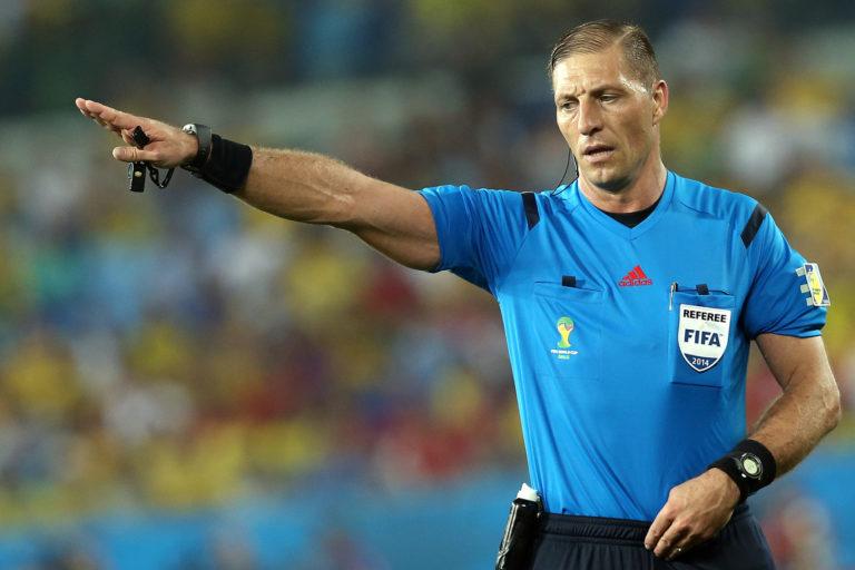 La condición física de los árbitros de fútbol