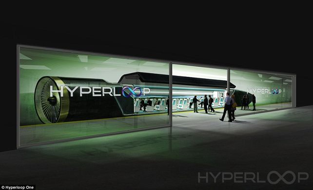 Los límites del Hyperloop
