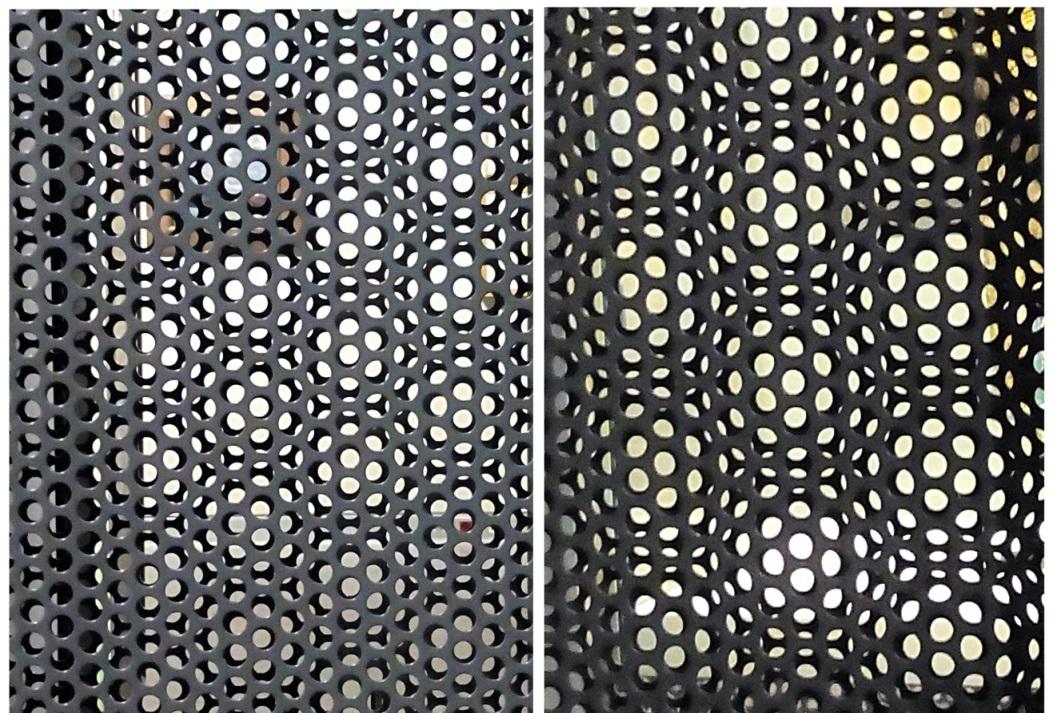 Mosaicos hexagonales para el verano cuaderno de cultura for Como se limpia el marmol manchado