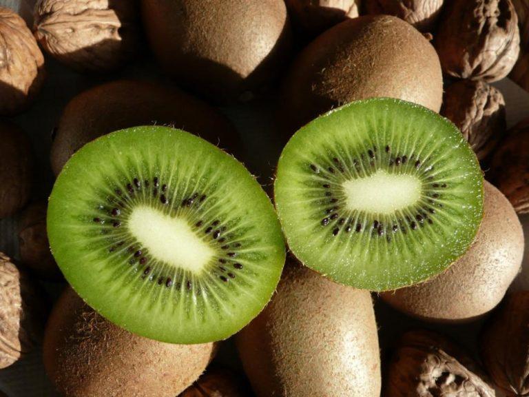 Ingredientes para la receta: El kiwi