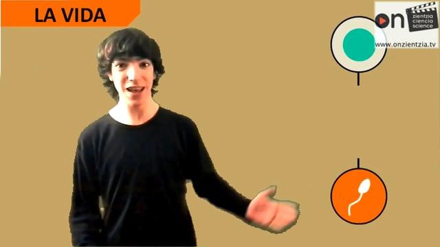 """El mecanismo de la vida, mejor vídeo de divulgación joven """"On zientzia"""""""