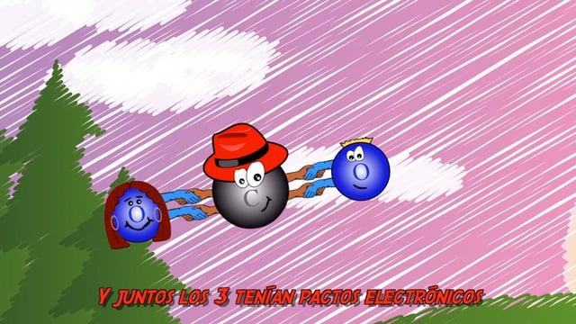 El frustrante viaje de un átomo de carbono, mención especial del jurado «On zientzia»