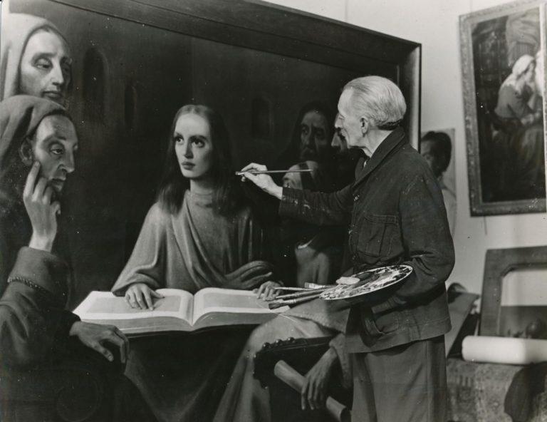 El pintor que engañó a los nazis, pero no a la química.