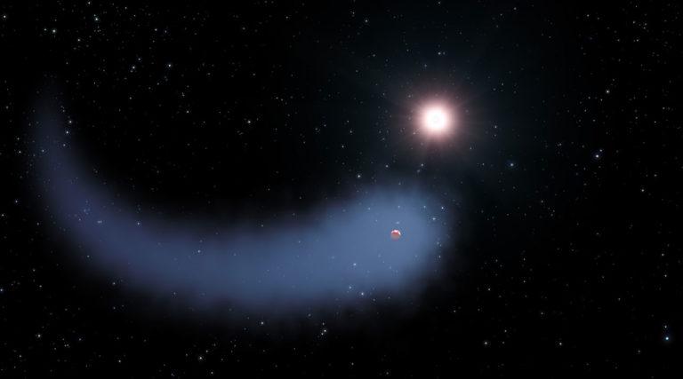 Algo raro pasa alrededor de Gliese 436