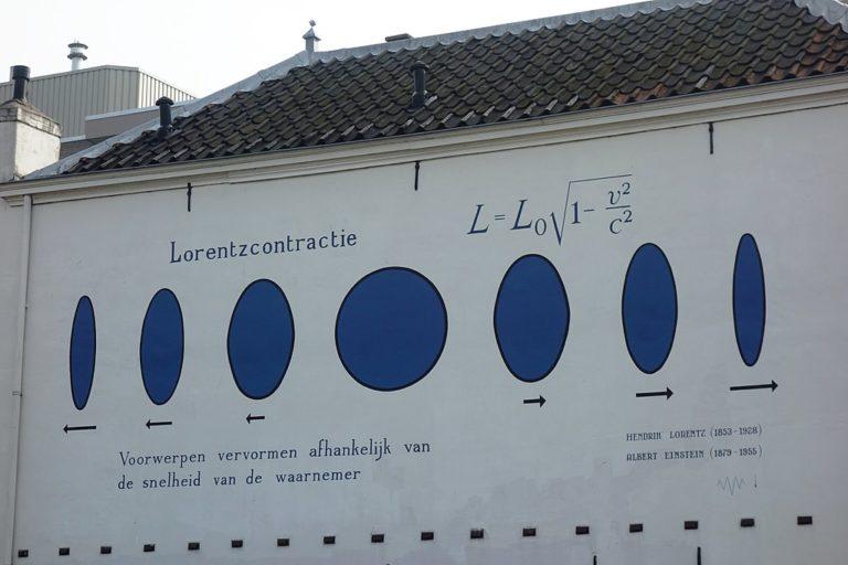 La relatividad de la longitud