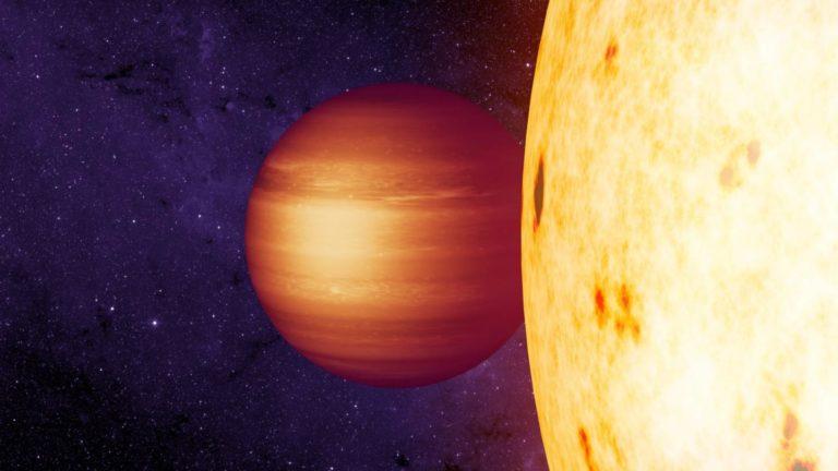 La atmósfera de CoRoT-2b lleva la contraria