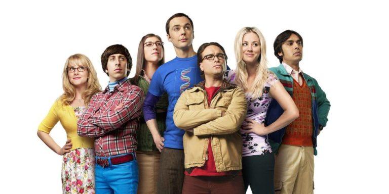 En The Big Bang Theory no hay químicos, sin embargo…