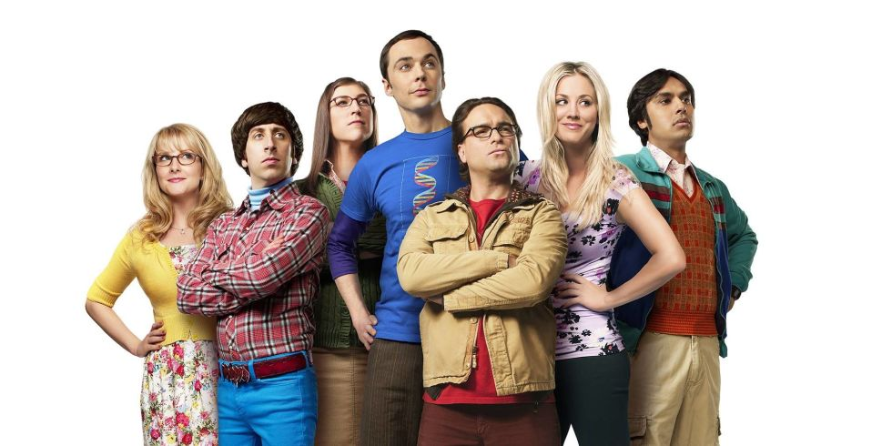 Resultado de imagen para The Big Bang Theory