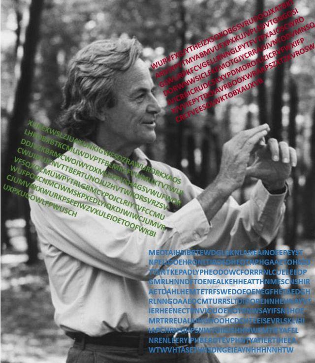 Los cifrados de Feynman