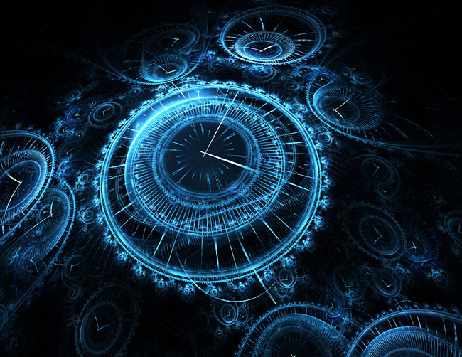 Resultado de imagen de Relojes fijos en el Espacio-Tiempo