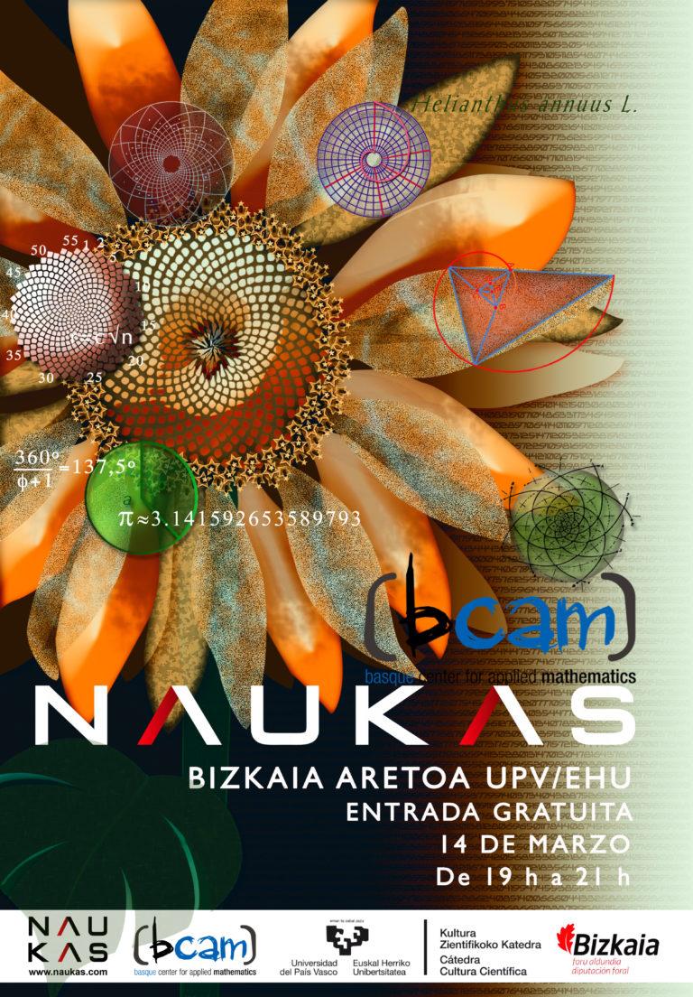 Celebra el día de Pi con BCAM Naukas en Bilbao