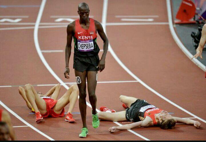 La sorprendente densidad ósea de los atletas kenianos