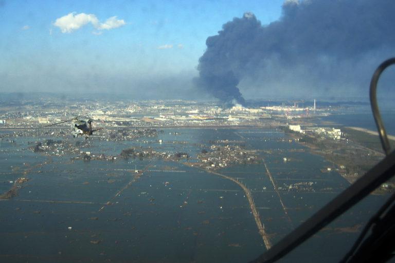 Corrimientos, diatomeas y tsunamis