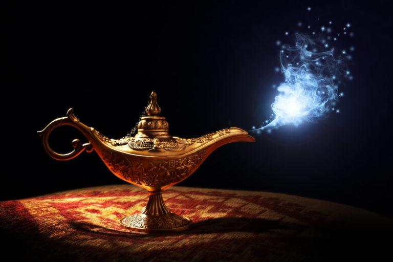 Lo que la magia esconde
