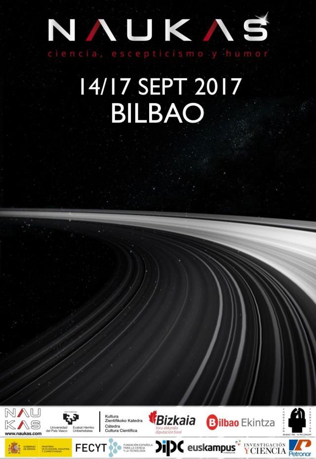Naukas Bilbao 2017 – Carolina Jiménez: Ciencia y cine, avanzando de la mano