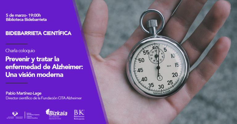 Prevenir y tratar la enfermedad de Alzheimer: Una visión moderna
