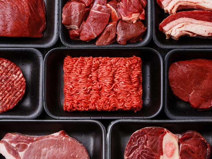 Consumo de carnes rojas y ubicación del cáncer en mujeres