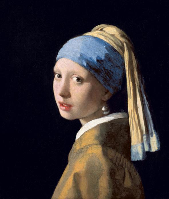 Los secretos de 'La joven de la perla'