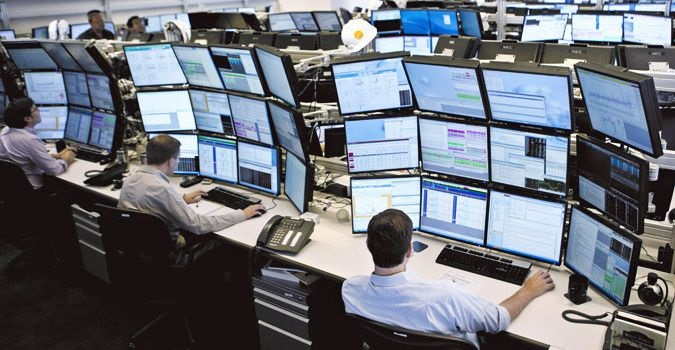 Una teoría cinética para los sistemas financieros
