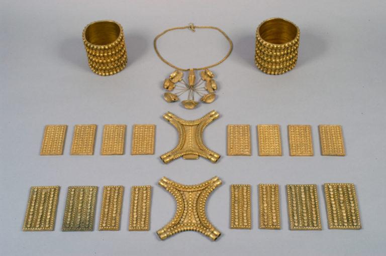 Cómo sabemos que el oro del Tesoro de El Carambolo era local