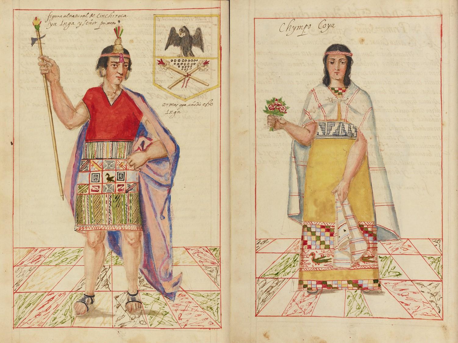 Quipu Y Yupana Instrumentos Matemáticos Incas I