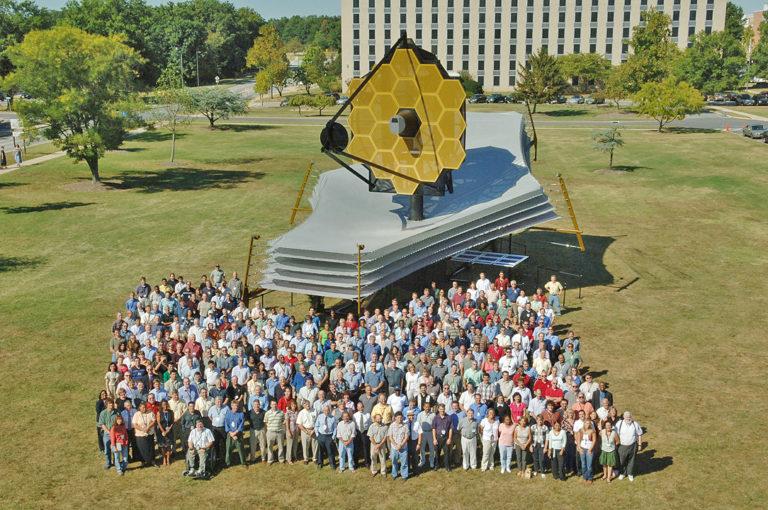 El sucesor del Hubble: el telescopio espacial James Webb