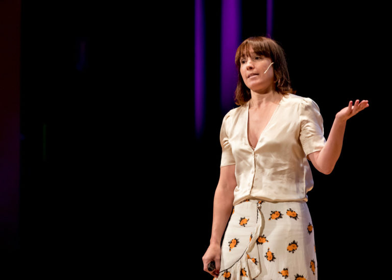 Maia García Vergniory: «Materiales que nos cambiaron»