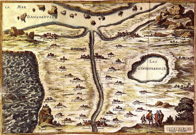 Un mapa del discernimiento