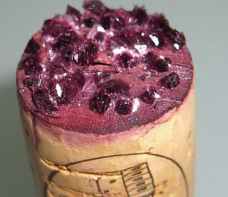 Cristalografía (12): In vino veritas