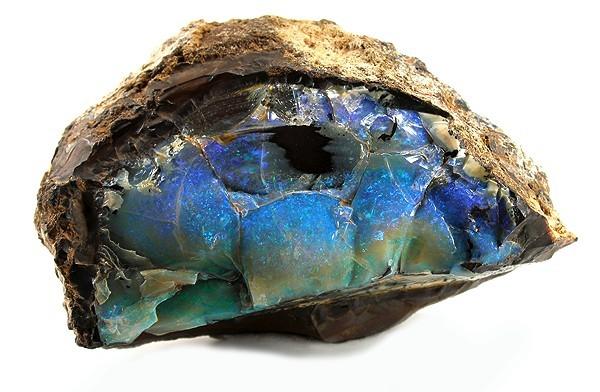 La clasificación actual de los minerales