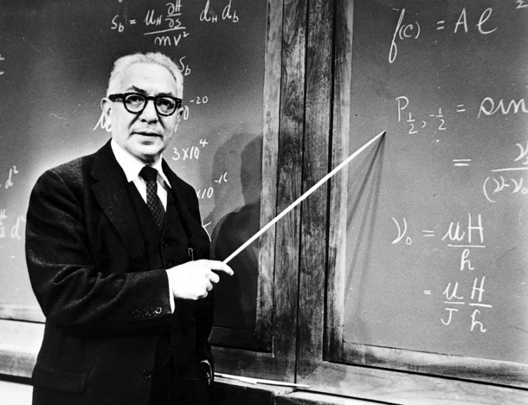 El modelo cuántico de Rabi, un sencillo modelo para dominarlos a todos