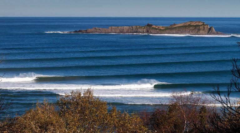 Las ondas están por todas partes