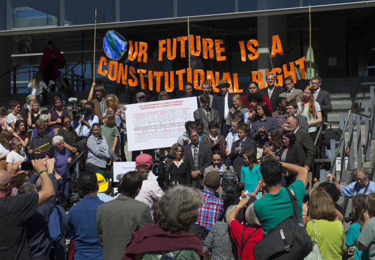 ¿Existe el derecho a un clima sostenible?