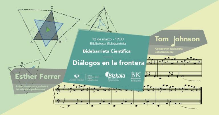 Diálogos en la frontera: Matemáticas y procesos creativos