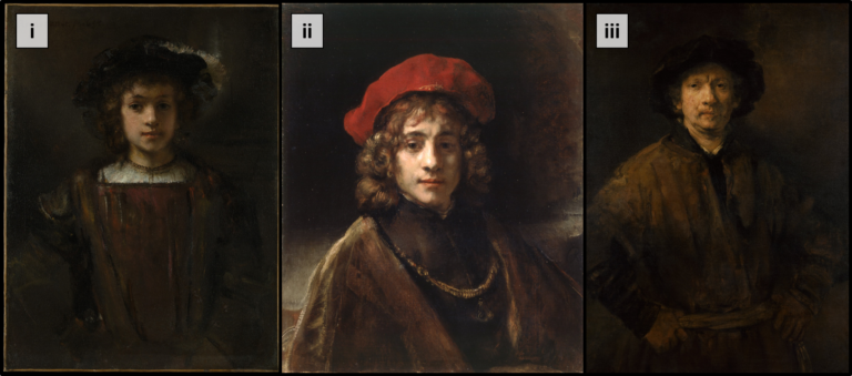Más falso que un cuadro de Rembrandt