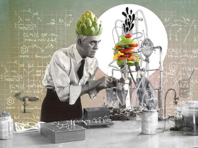 La dieta saludable es cuestión de química