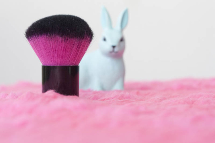 Los cosméticos no se testan en animales
