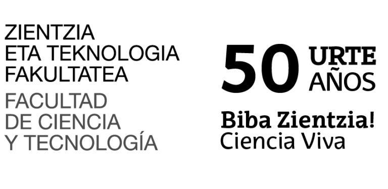 Actos por el 50 aniversario de la Facultad de Ciencia y Tecnología de la UPV/EHU